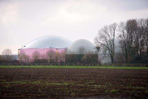 Torenhoeve Biogas in Biddinghuizen