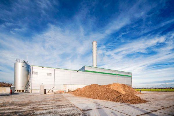 Primco Biomassacentrale Lelystad