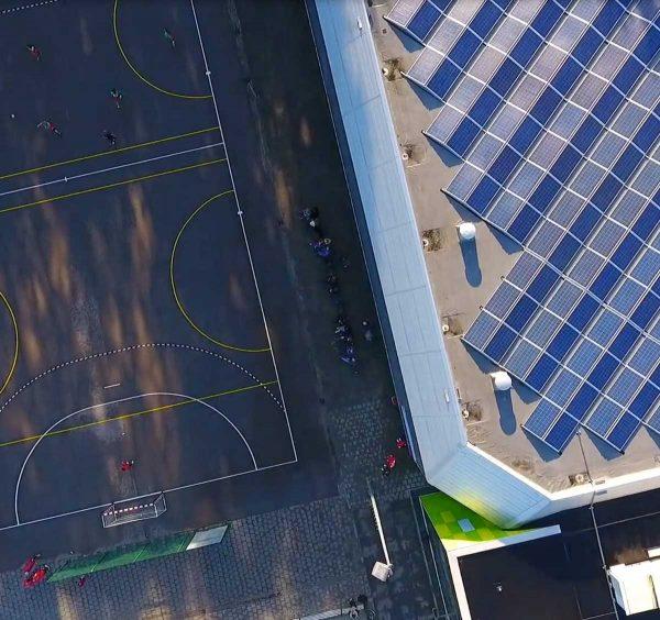 Sportcomplex de Rietlanden in Lelystad