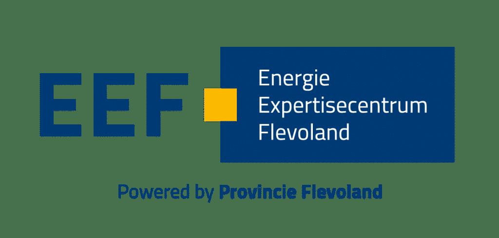 Energie Expertisecentrum Flevoland logo